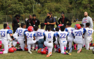 Old Mill Youth Football team