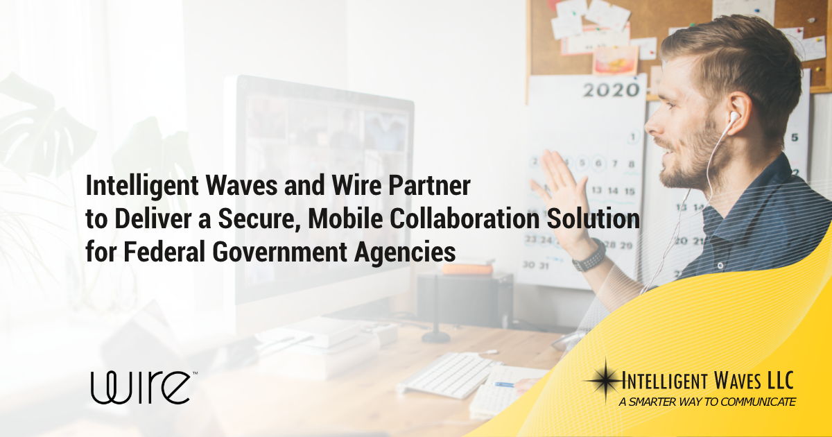 Intelligent Waves Partners with Wire