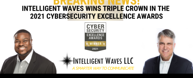 Cybersecurity Excellence Awards Social Graphic