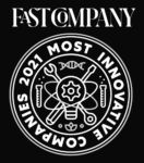 2021 Most Innovative Companies Award logo